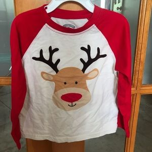 Other - Reindeer shirt 4T